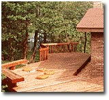 Eastern White Cedar Decking