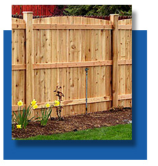 Eastern White Cedar Fencing